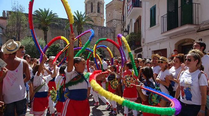 Sitges Major Tradition